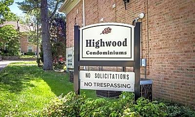 Community Signage, 413 Highwood Dr, 0