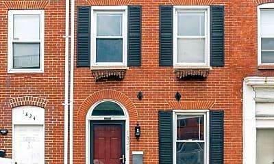 Building, 1826 E Lombard St, 0