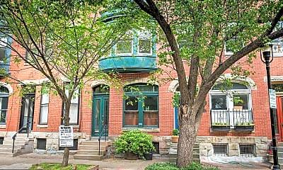 Building, 220 W Lanvale St, 1