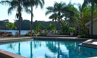 Pool, Lake Azzure, 1