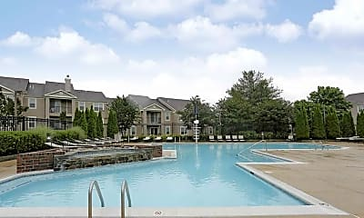 Pool, The Point at Germantown, 0