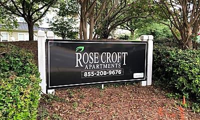Rosecroft Apartments, 1
