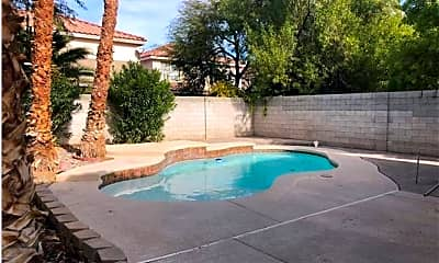 Pool, 9706 Powell Plateau Ct, 2