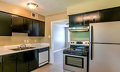 Kitchen, The Retreat at Pleasant Valley, 1
