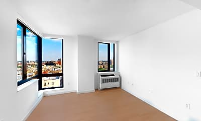 Living Room, 626 Flatbush Avenue, #11H, 1