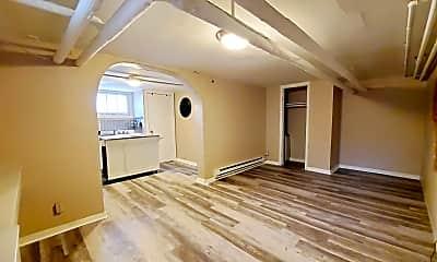 Living Room, 1331 N. Ogden Street, 1