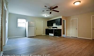 Living Room, 4914 Fort Ave, 0