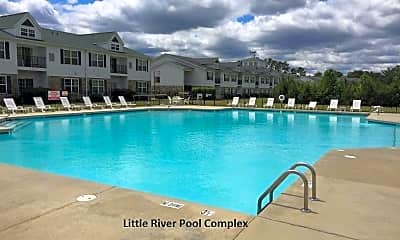 Pool, 530 Little River Farm Blvd D204, 2