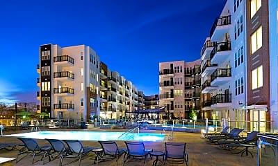 Gateway West Apartments, 1