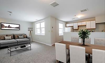Living Room, 1269 Main St 3, 0