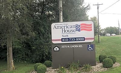 American House North Senior Living, 1