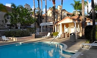 Pool, 11376 Portobelo Drive #3, 2