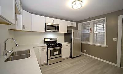 Kitchen, 1651 N Claremont Ave GDN, 1