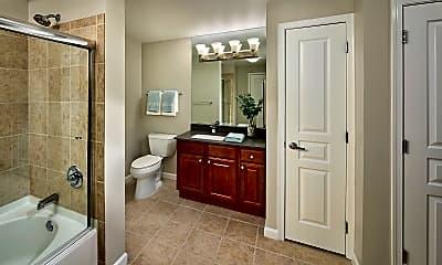Bathroom, AVE Union, 2