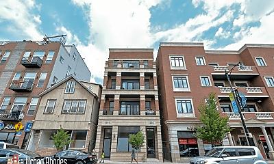 Building, 1448 W Fullerton Ave, 1