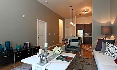 Living Room, Berkshire Main Street, 1