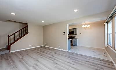 Living Room, 103 Lindenwood Ct 0, 1
