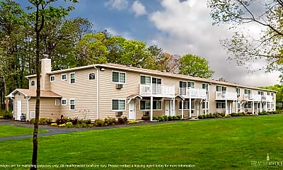 Building, Tall Oaks Country Club Apartments, 1