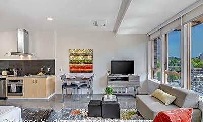 Living Room, 1155 NW Everett St, 1