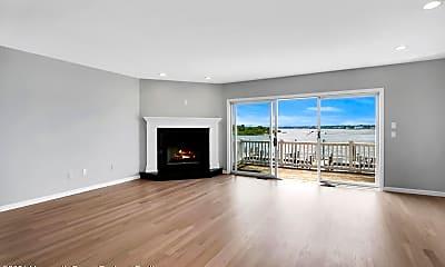 Living Room, 1332 Ocean Ave 5, 1