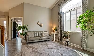 Living Room, 2129 Wagon Gap Trl., 1