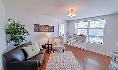 Living Room, 836 Park Ave, 1