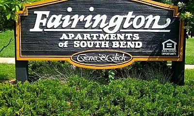 Fairington South Bend, 1