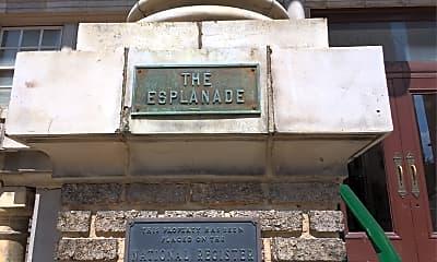 Esplanade Apartments, 1