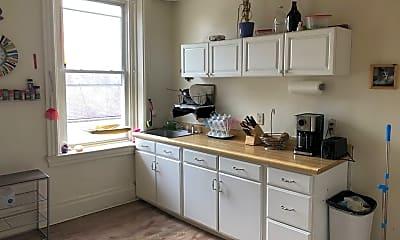 Kitchen, 1235 Woodland Ave, 1