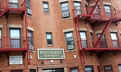 Post Street Apartments, 2