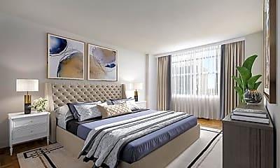 Bedroom, 124 E 41st St, 1