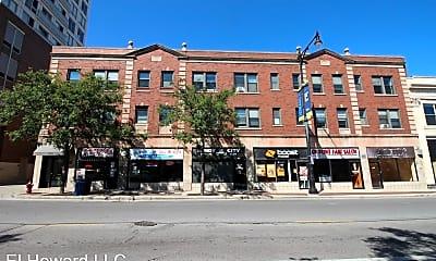 Building, 327 Howard St, 0