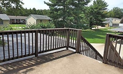 Patio / Deck, 3025 Mimosa St, 2