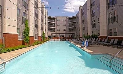Pool, Station 40, 0