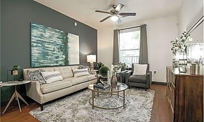 Living Room, 5253 Las Colinas Blvd, 1
