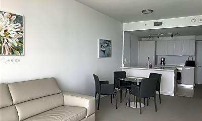 Living Room, 501 NE 31st St 3404, 0