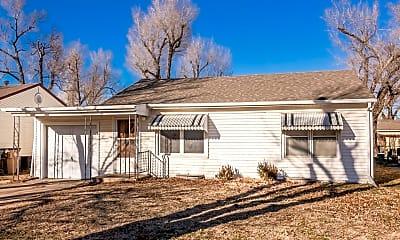Building, 1218 E 10th Ave, 0