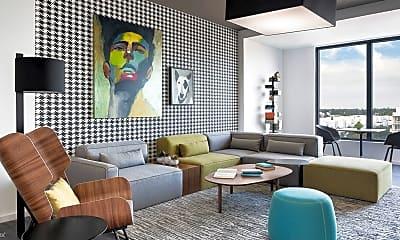 Living Room, 444 NE 7th St, 2