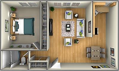 Bedroom, 43 Caya Ave, 2