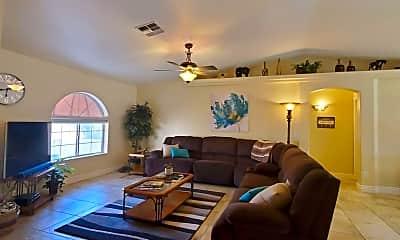 Living Room, 4021 Carlsbad Dr, 1