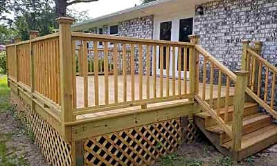 Patio / Deck, 729 Harbor View Rd, 2