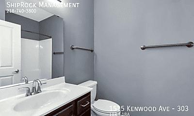 Bathroom, 1515 Kenwood Ave - 303, 1