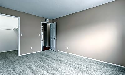 Living Room, Casa Linda Apartments, 2
