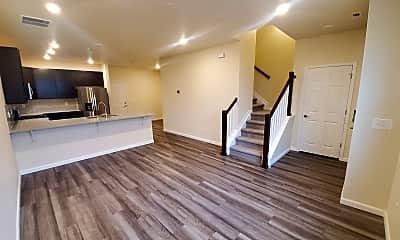 Living Room, 161 Ambrose Street, 1