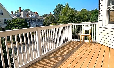 Patio / Deck, 78 Irving Ave, 1