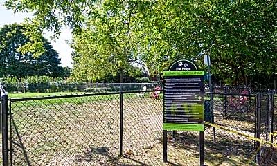 Recreation Area, Galman on Ridge, 1