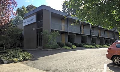 The Macleay Apartment, 0
