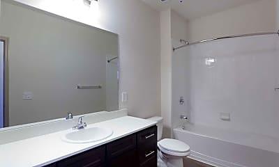 Bathroom, Courtyards at Estero, 2