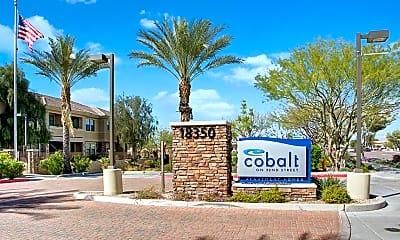 Cobalt On 32nd Street, 2
