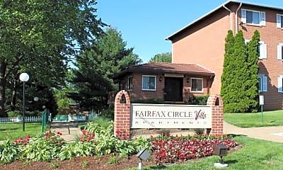 Community Signage, Fairfax Circle Villa Apartments, 2